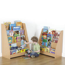 Library & Book Storage