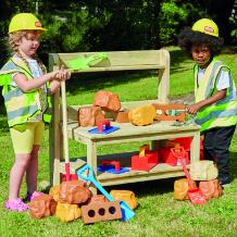 eyfs outdoor play