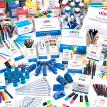 Art & Craft Supplies for Early Years & Nurseries
