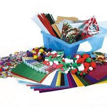 School Art Supplies Paint Textiles Paper Supplies