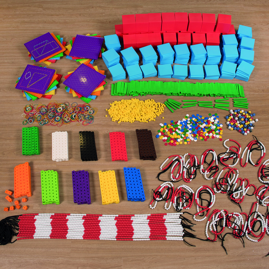 buy ks3 mathematics mastery manipulatives kit tts international