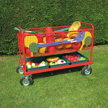 Heavy Duty Outdoor Trolley  medium