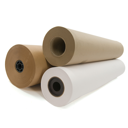 Buy Brown Heavy Duty Craft Paper Roll 900mm X 50m Tts International