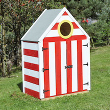 Outdoor Seaside Storage Unit  medium