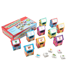 Rhyme Houses Sorting and Posting Game 60pcs  medium