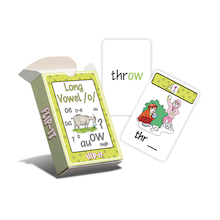 Flip-It Long Vowel 'o' Words  medium