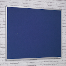 Decorative Aluminium Framed Noticeboards  medium