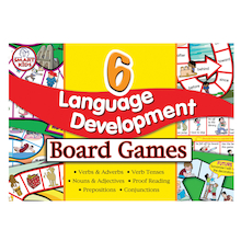 Language Development Board Games  medium