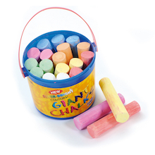 Outdoor Jumbo Playground Chalk  medium