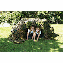 Outdoor Camouflage Den Material Set  medium