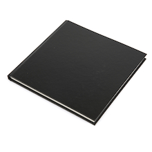 Pisces Hardback Sketchbooks 200mm Squared 140gsm  medium