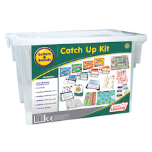 Budget Catch Up Phonics Kit  medium