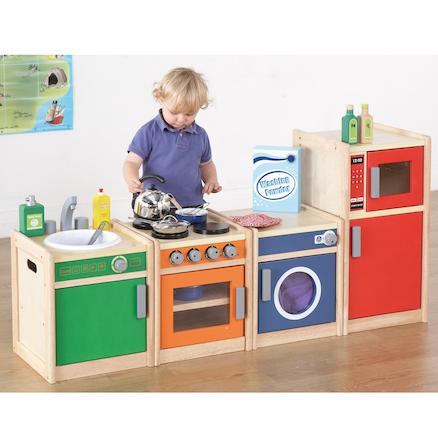 Toddler Role Play Kitchen Range