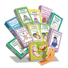 Flip-It Times Tables Extension set  medium