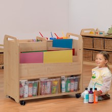 PlayScapes Creative Storage Unit  medium