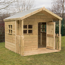 Children's Outdoor Playhouse  medium