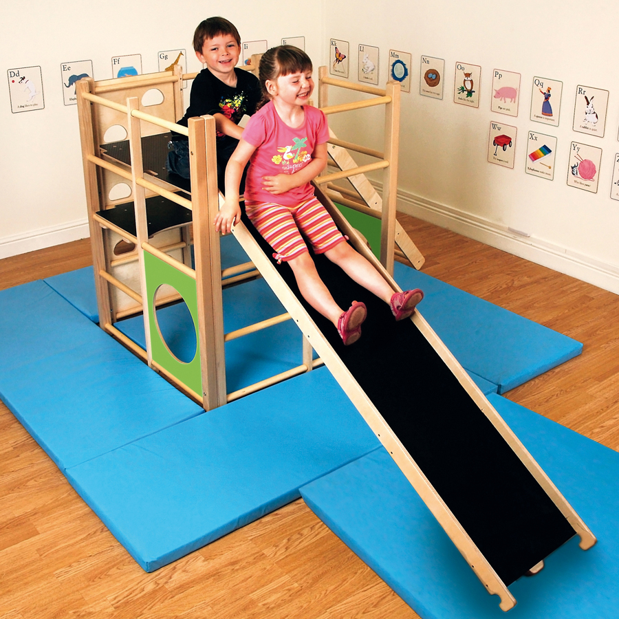 Buy Indoor Wooden Climbing Frame | TTS International