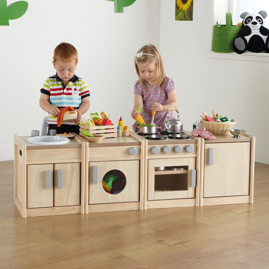 Kitchens For Toddlers: Buy Toddler Wooden Kitchen Units