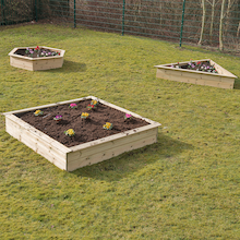 Wooden Sand Boxes and Planters  medium