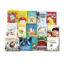 KS1 and KS2 Engaging Dyslexic Reader Books 15pk  medium
