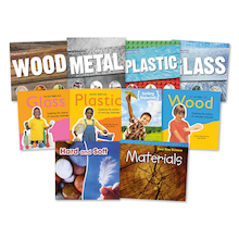 KS1 Exploring Materials Books 10pk  medium