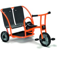 Winther Circleline Twin Taxi Trike  medium