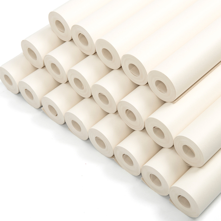 White Drawing Paper Rolls 10m 20pk Large