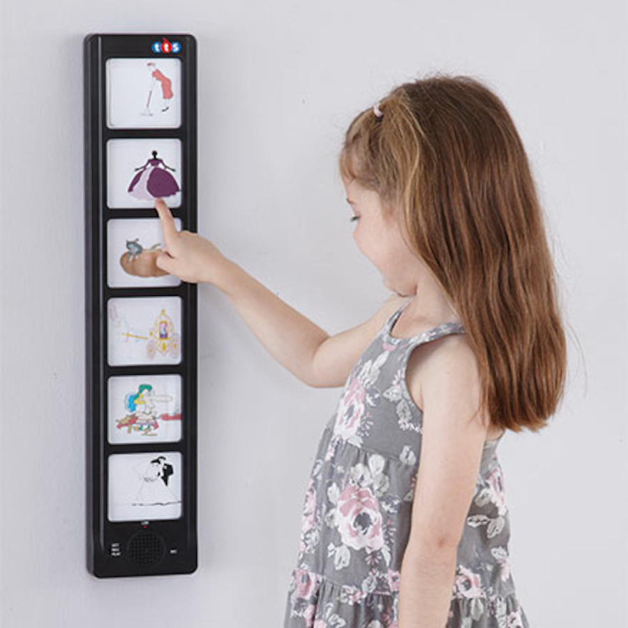 Recordable Talking Wall Panel - Story Sequencer