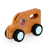 Bamboo Baby Car  small