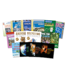 KS1 and KS2 Environmental Issues Books 17pk  medium