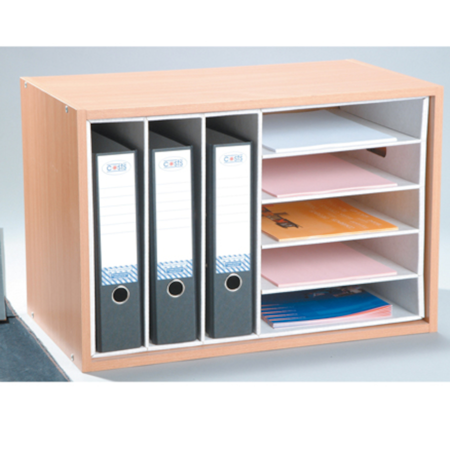 Multi File And Paper Desktop Organiser