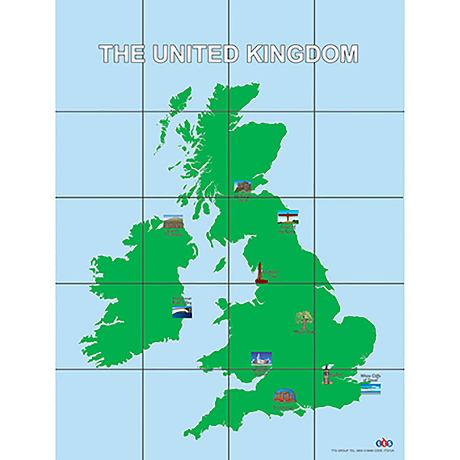 Map Of Uk To Buy.Buy Pro Bot Uk And Rep Of Ireland Map Mat Tts International
