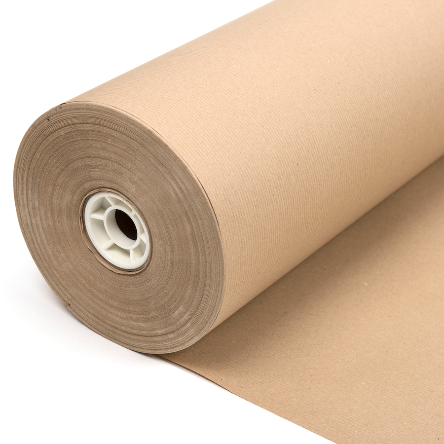 Buy brown ribbed craft paper roll 900mm x 250m tts international brown ribbed craft paper roll 900mm x 250m small jeuxipadfo Choice Image