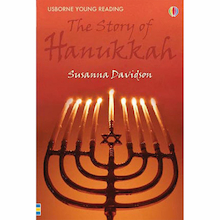 The Story Of Hanukkah Book  medium