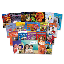 Festivals and Celebrations KS2 Books 20pk  medium