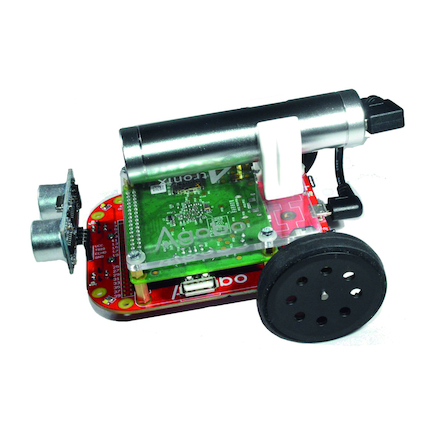 Buy Agobo2 Raspberry Pi Robot | TTS International