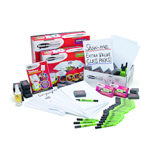 Show Me Whiteboard Classpack 35pk  medium