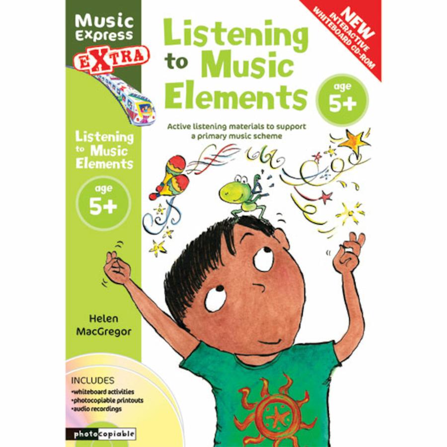 Listening Extra Book