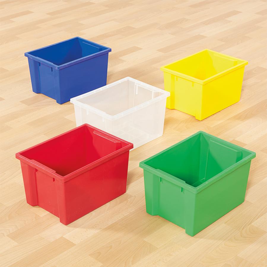 Merveilleux Classic Plastic Storage Trays