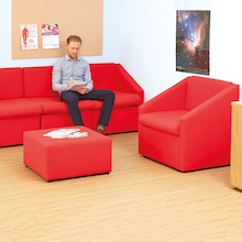 Modular Reception Seating Range  medium