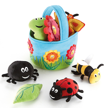 Soft Role Play Minibeast Basket  medium