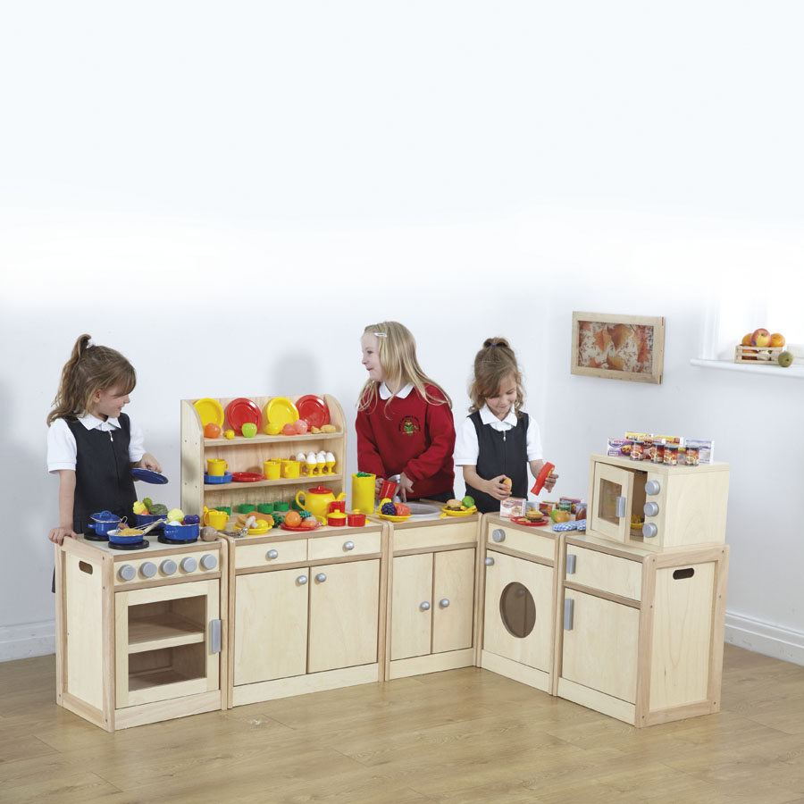 Buy Role Play Kitchen Units and Accessories Offer   TTS International