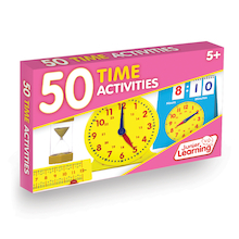 50 Time Activities  medium