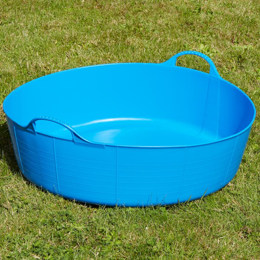 Buy Shallow Plastic Bowl 35L | TTS International