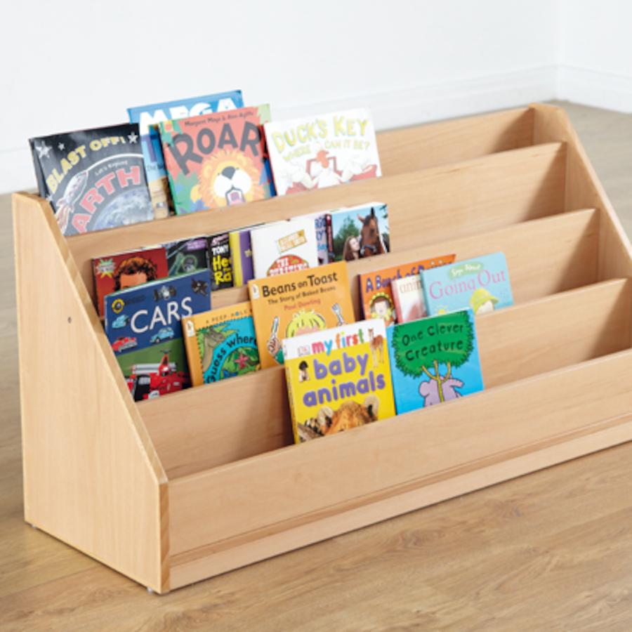 Exceptionnel Classic Four Level Book Storage Unit Large TTS School Resources Online Shop