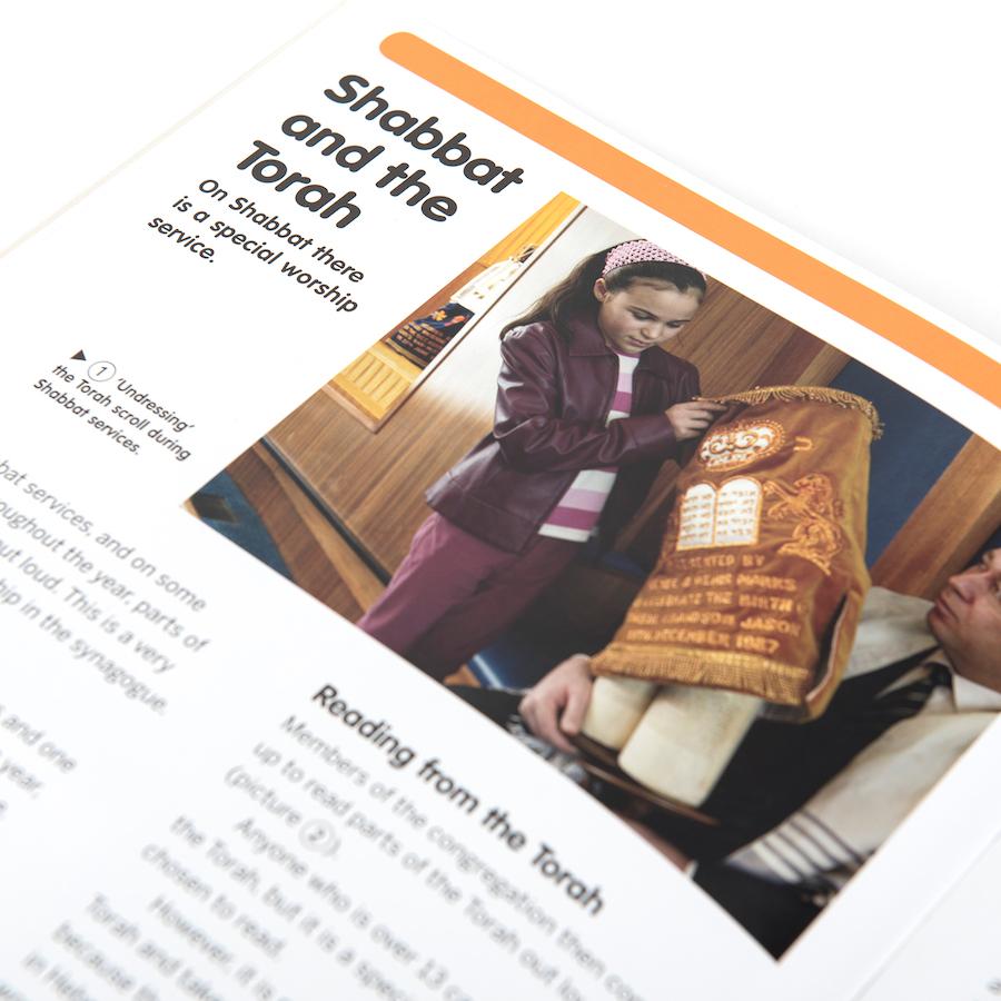 Buy Jewish Faith Books 4pk | TTS International