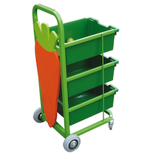 Fruit and Snack Time Trolley  medium