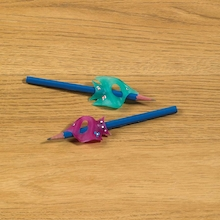 Write It Fish Design Pencil Grips 5pk  medium