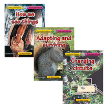 Science Curriculum Topic Book Packs 5pk  medium