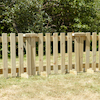 Outdoor Wooden Fence Panels and Room Dividers  small